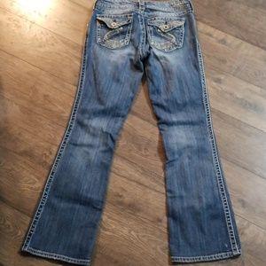 Women's Silver jeans 29/32